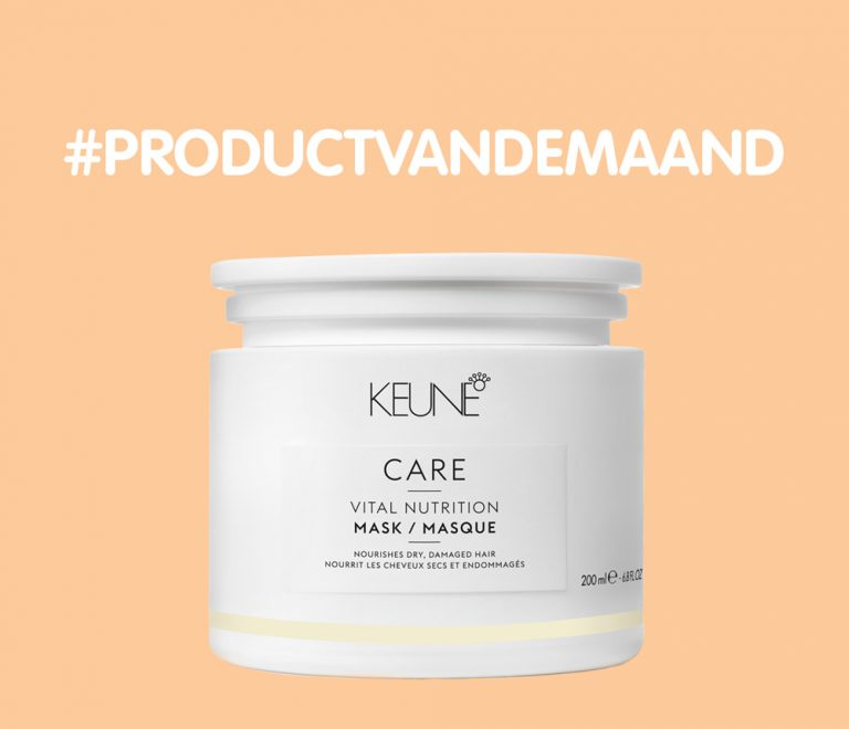 #productvandemaand: Keune Care Vital Nutrition Mask