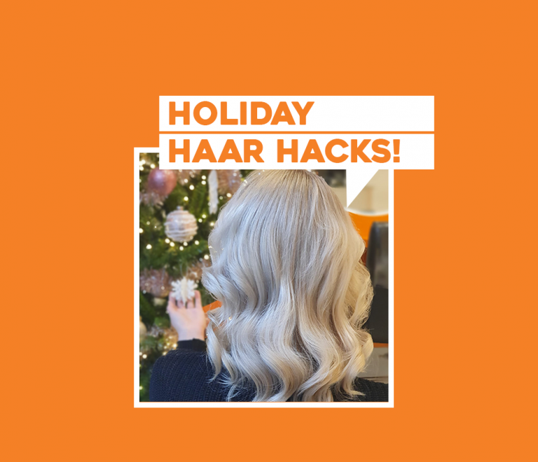 Holiday Haar Hacks!