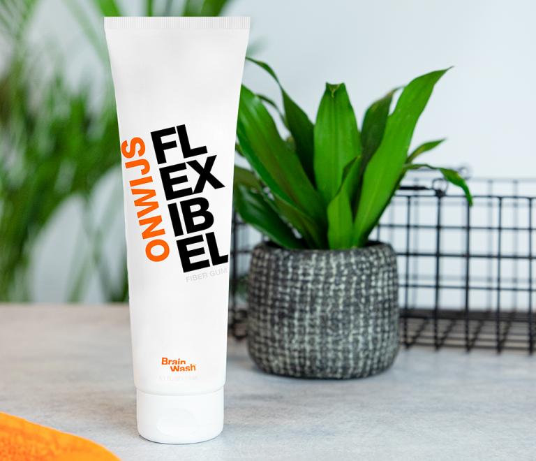 De Favoriet van Kim! Onwijs Flexibel - Fiber Gum