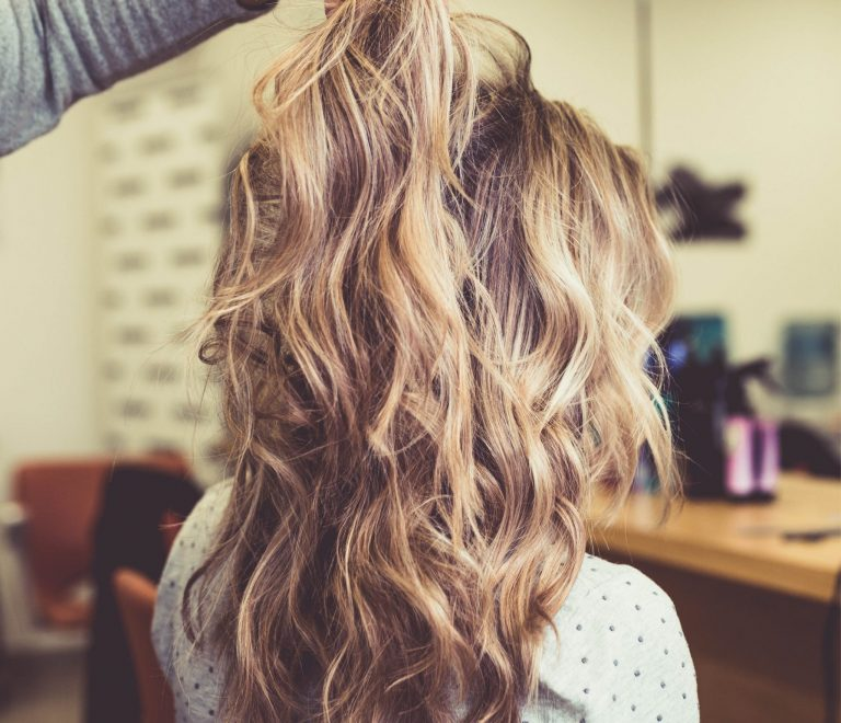 Why we LOVE a French Balayage